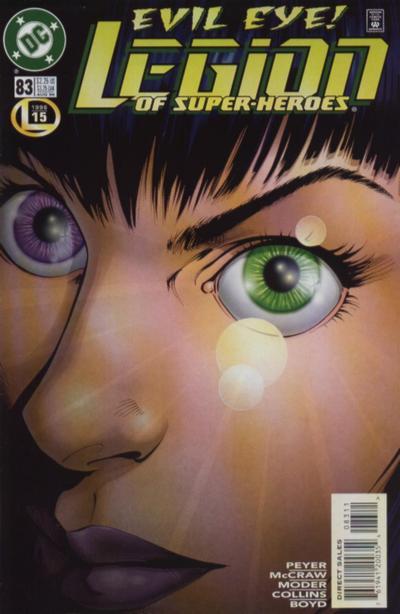 Legion of Super-Heroes #83