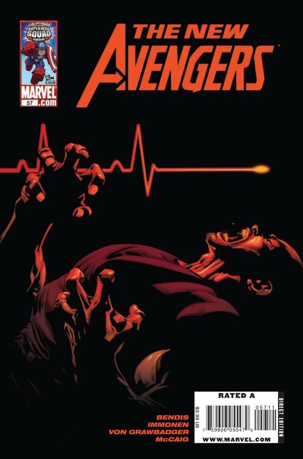 The New Avengers #57