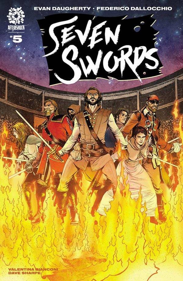 Seven Swords #5