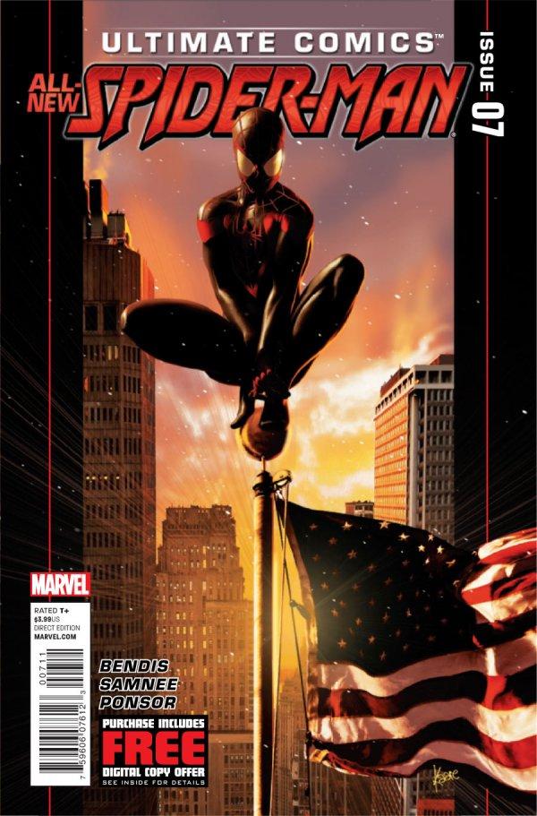 Ultimate Comics Spider-Man #7