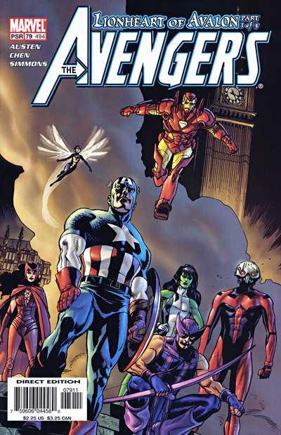 The Avengers #79