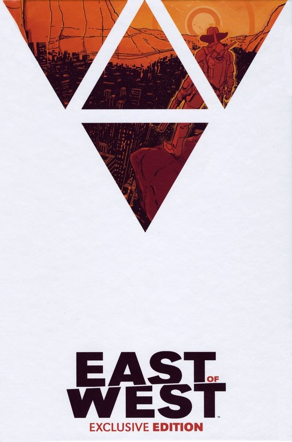 East of West Vol. 1: Con Exc Var HC