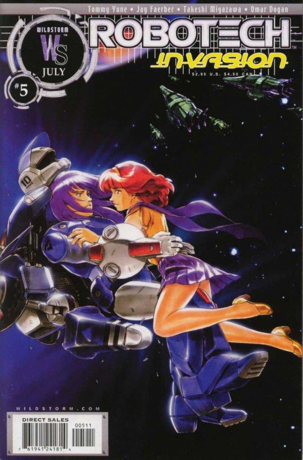 Robotech: Invasion #5