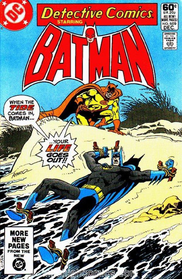 Detective Comics #509