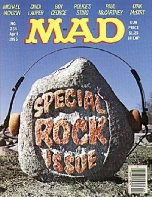 Mad Magazine #254