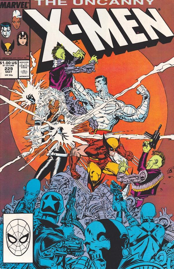 Uncanny X-Men #229