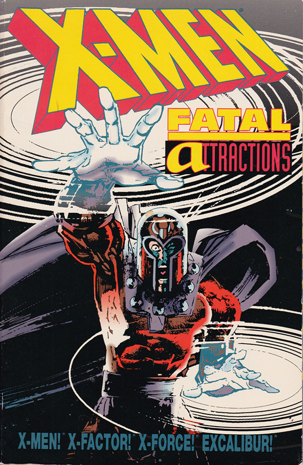 X-Men: Fatal Attractions Collected