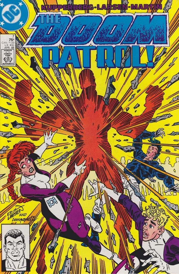 Doom Patrol #7