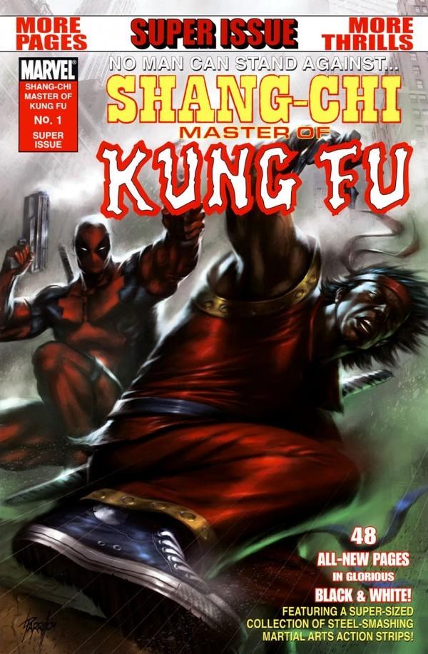 Shang-Chi: Master of Kung-Fu #1