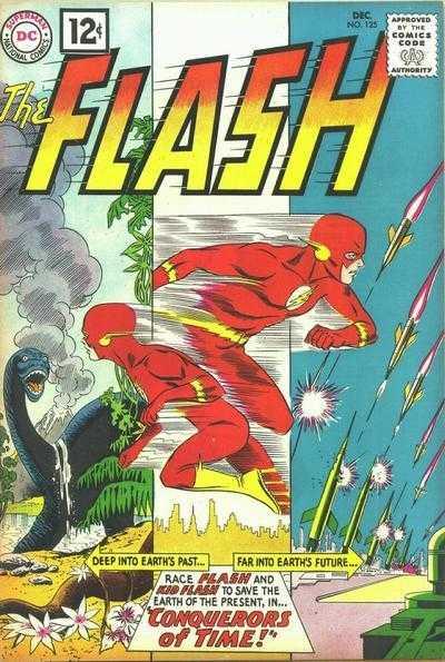 The Flash #125
