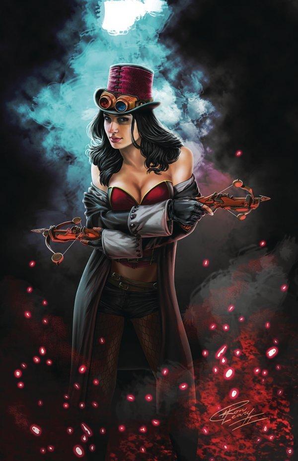 Grimm Universe Presents: 2020 #1