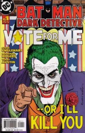Batman: Dark Detective #1