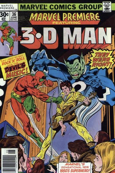 Marvel Premiere #36