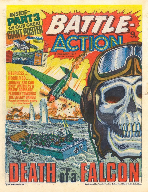 Battle Picture Weekly #144 (December 3rd, 1977)