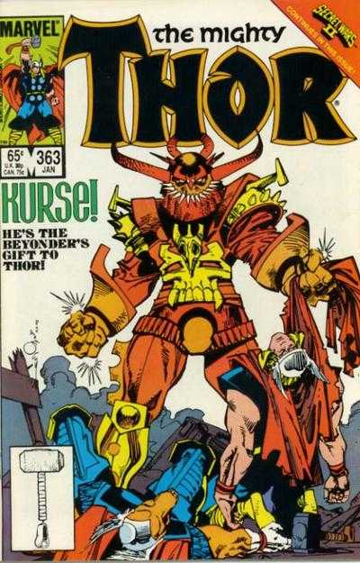 The Mighty Thor #363
