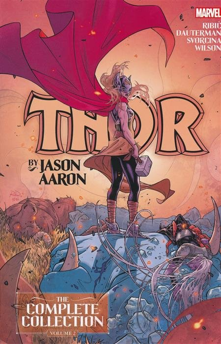 Thor by Jason Aaron: The Complete Collection Vol. 2 TP