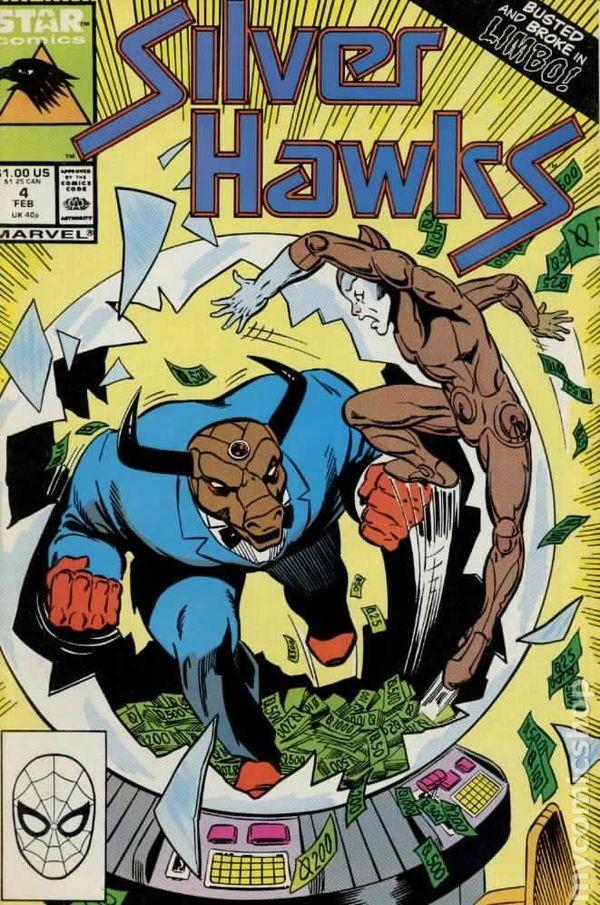 SilverHawks #4