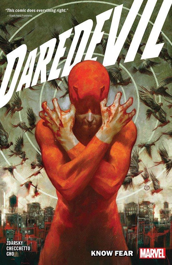 Daredevil Vol. 1: To Know Fear TP
