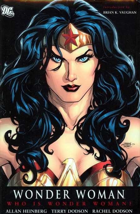 Wonder Woman: Who Is Wonder Woman? TP