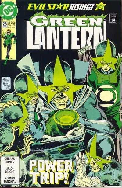 Green Lantern #28