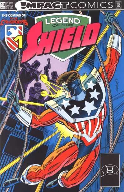 Legend of the Shield #10