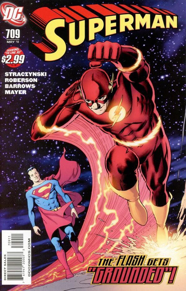 Superman #709