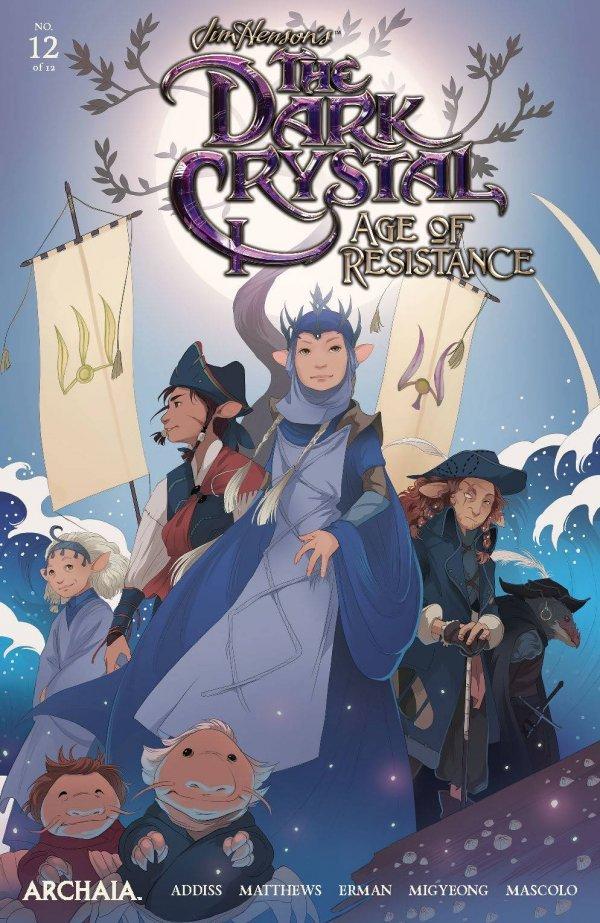Jim Henson's Dark Crystal: Age of Resistance #12
