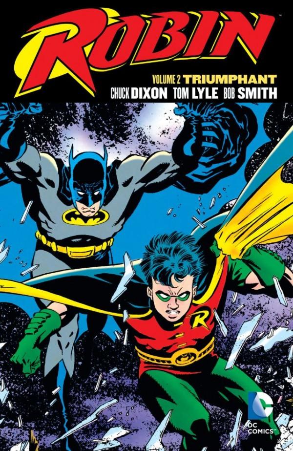 Robin Vol. 2: Triumphant TP