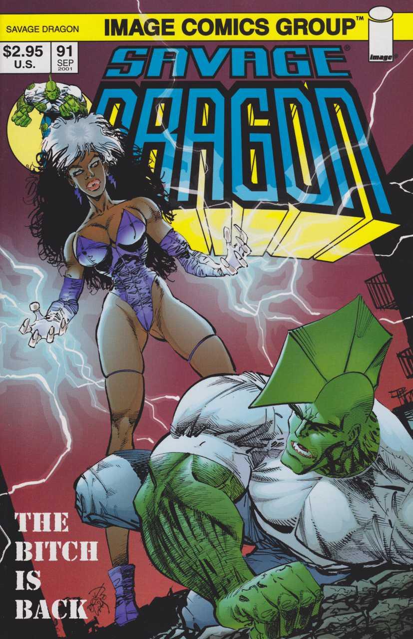 Savage Dragon #91