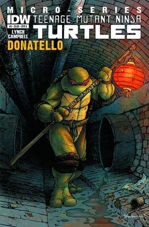 Teenage Mutant Ninja Turtles: Micro-Series #3