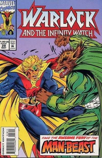 Warlock and the Infinity Watch #28