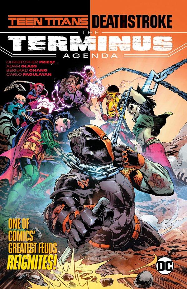 Teen Titans/Deathstroke: The Terminus Agenda HC