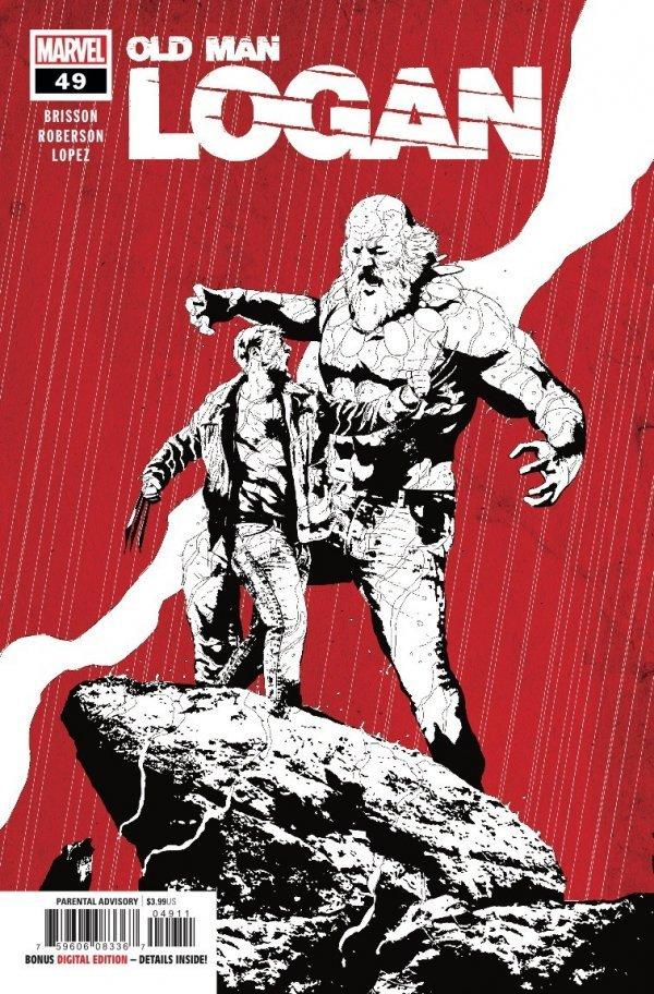 Old Man Logan #49