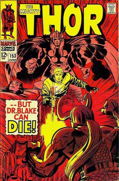 The Mighty Thor #153