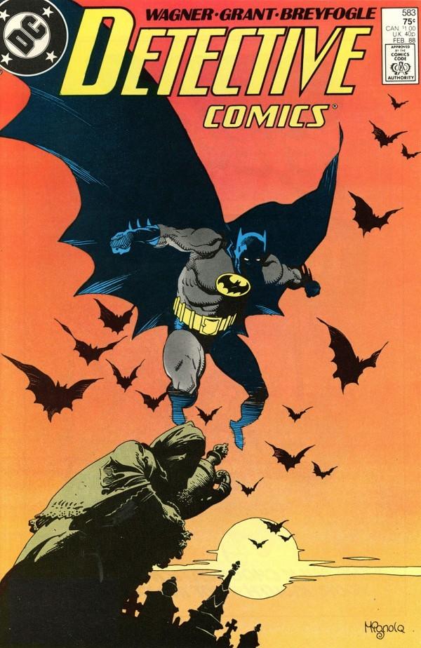 Detective Comics #583
