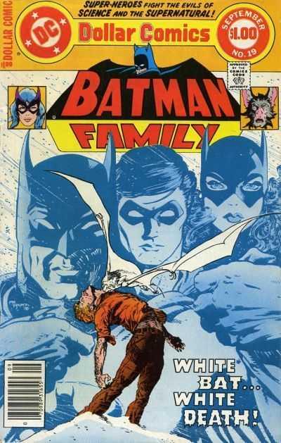 The Batman Family #19