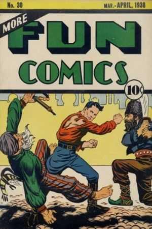 More Fun Comics #30