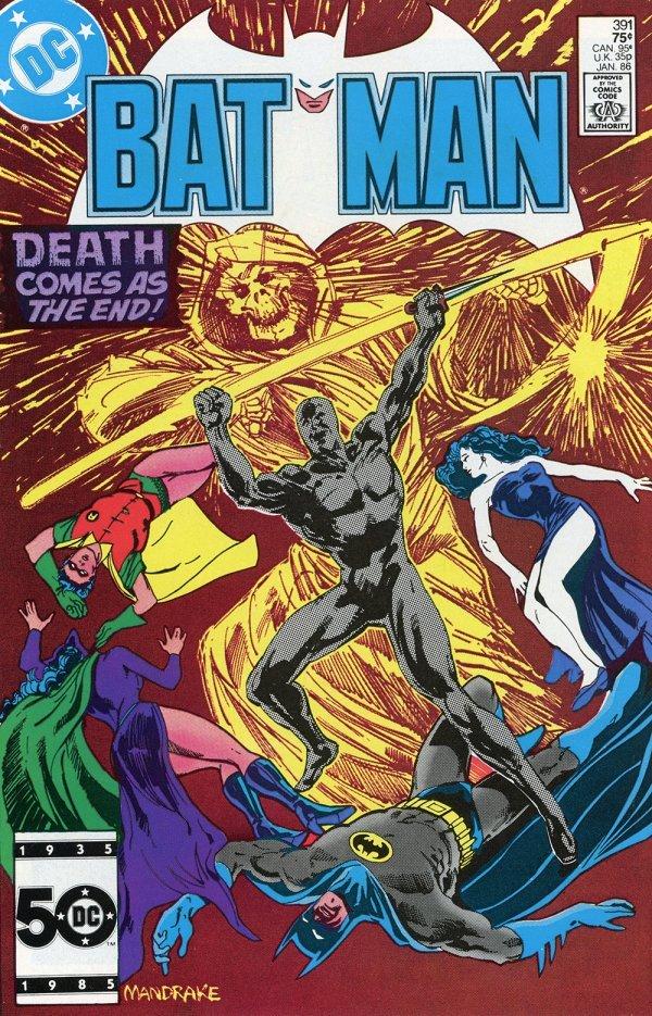 Batman #391