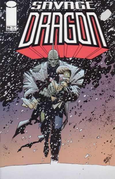 Savage Dragon #70