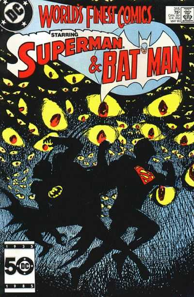 World's Finest Comics #315
