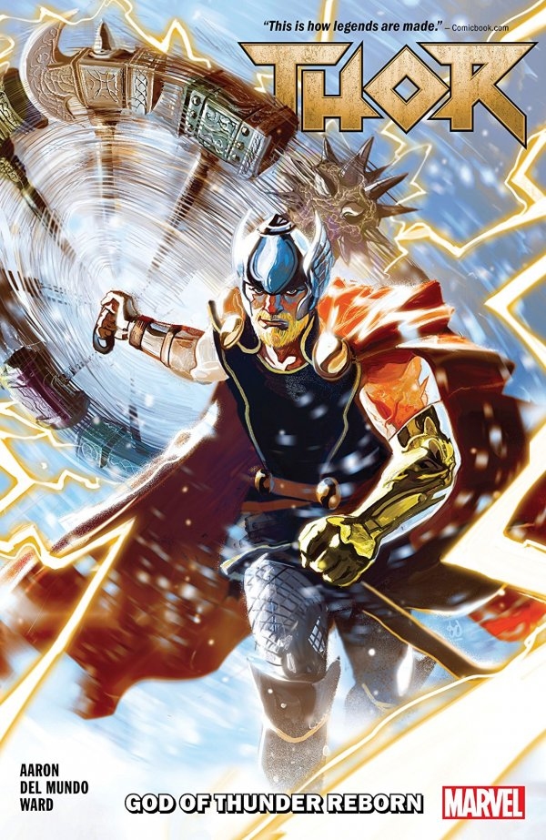 Thor Vol. 1: God Of Thunder Reborn TP