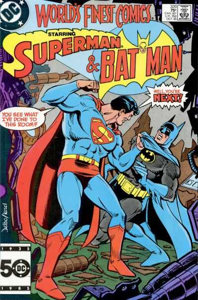 World's Finest Comics #320