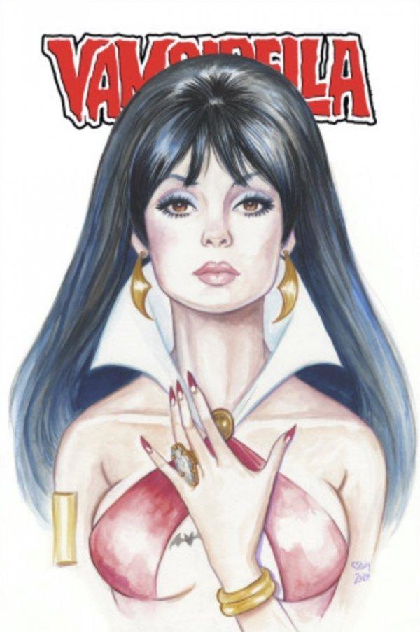 Vampirella Annual 1972 Reprint