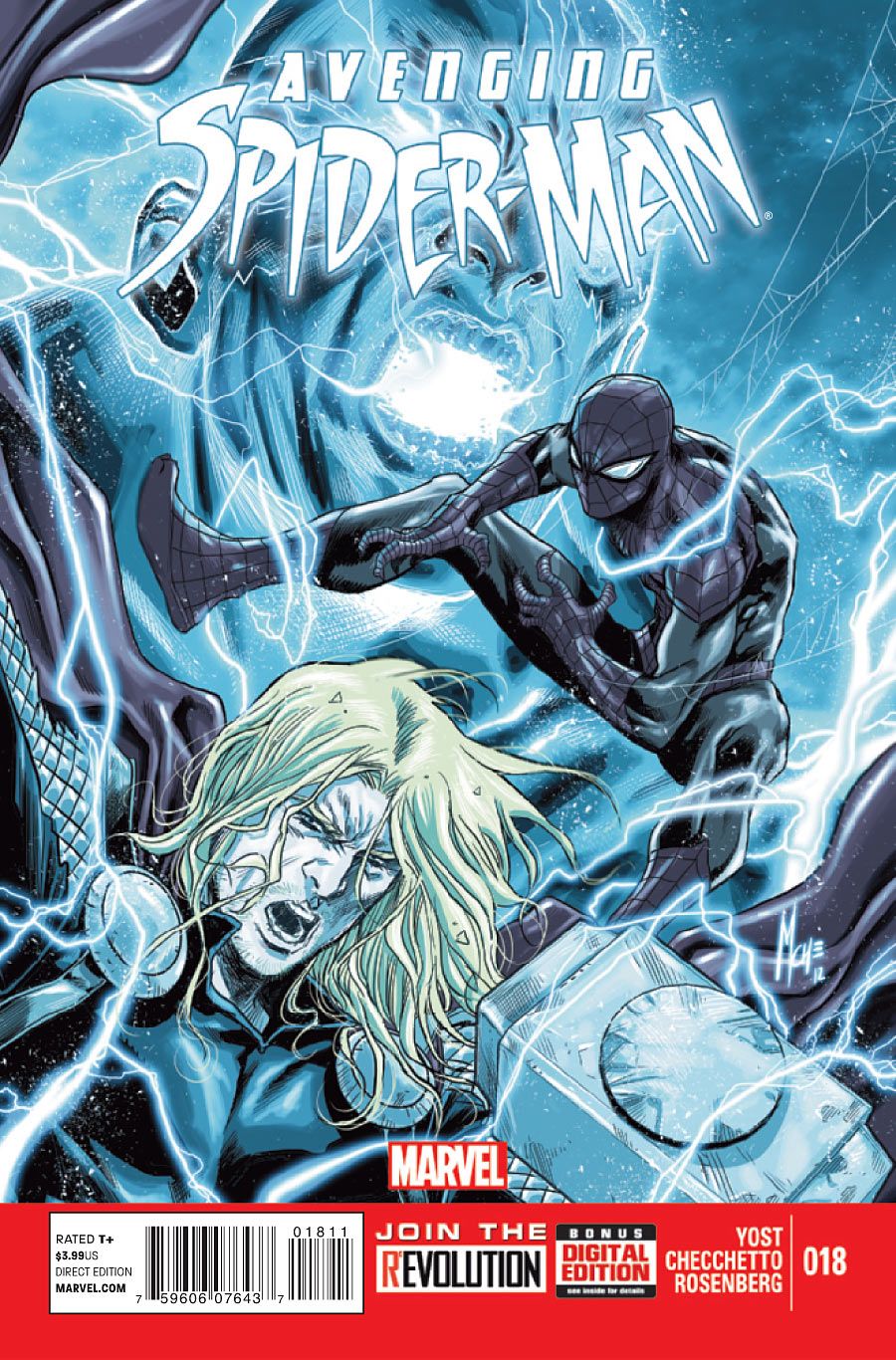 Avenging Spider-Man #18