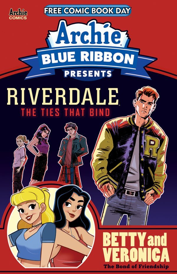 Free Comic Book Day 2020: Archie Blue Ribbon Presents