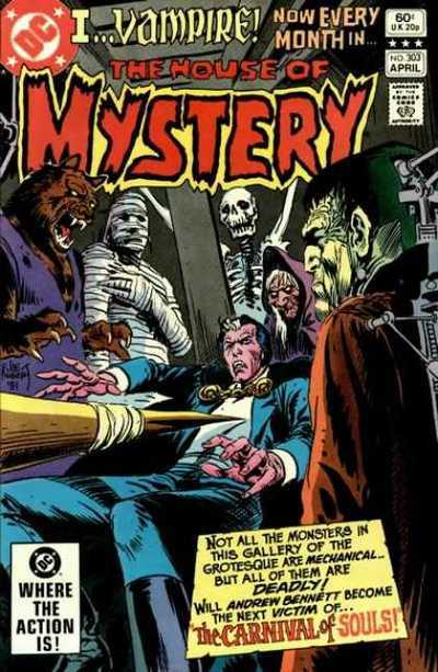 House of Mystery #303
