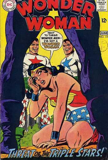 Wonder Woman #176