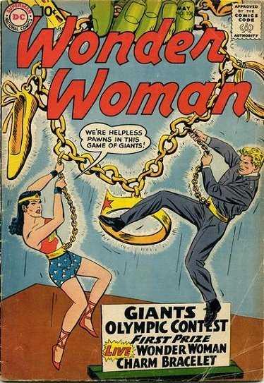 Wonder Woman #106