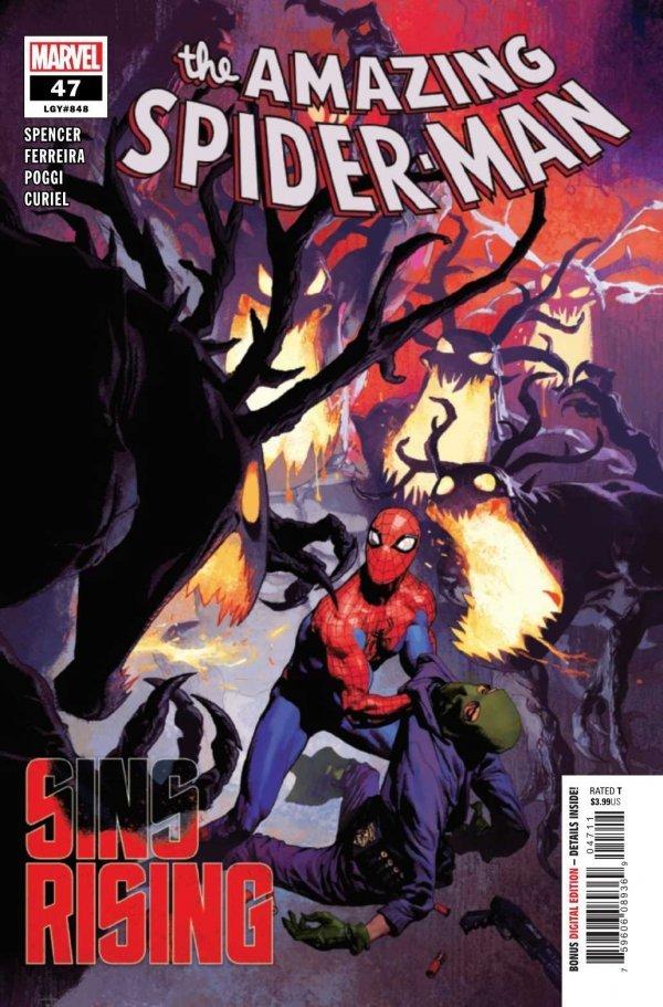 The Amazing Spider-Man #47