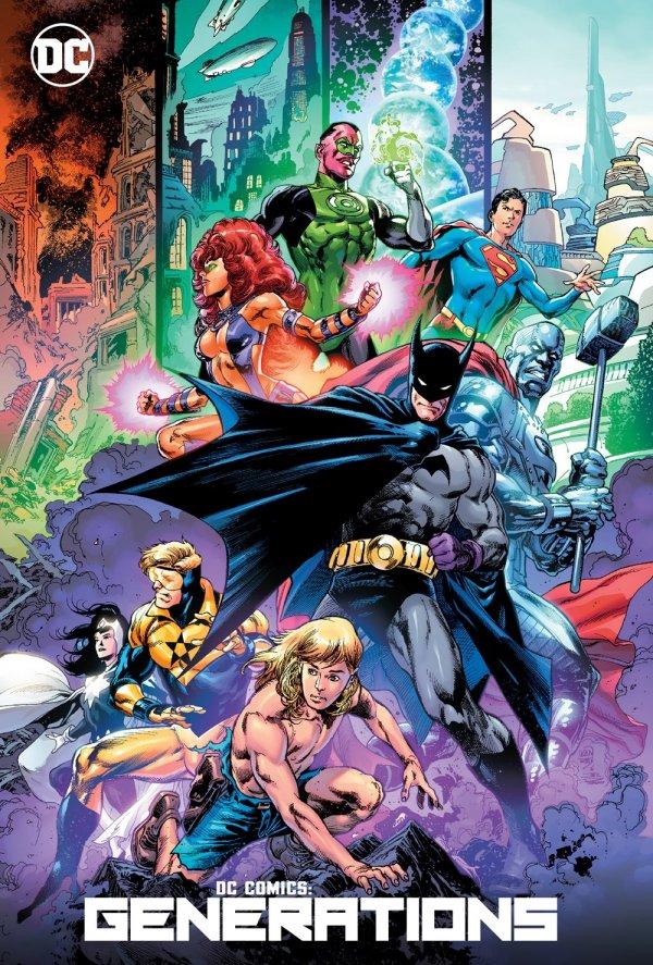 DC Comics: Generations HC